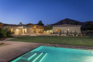 Custom Arcadia Home